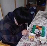 ビーズ通しの様子_small